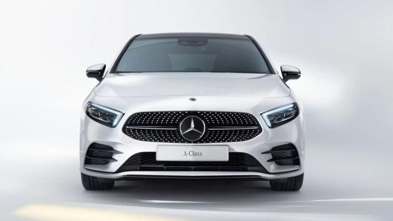 2020 Mercedes A-Class Kenya
