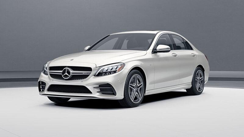 2021 Mercedes AMG C43 Kenya