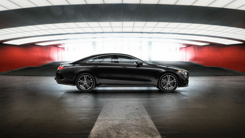 Mercedes CLS Kenya Import