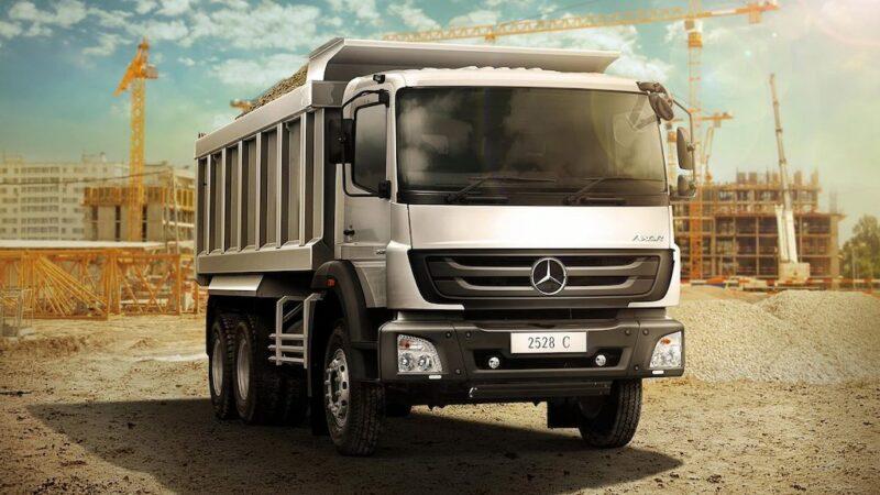 Mercedes Axor Kenya