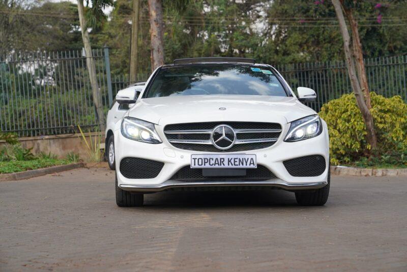 C-Class in Kenya. C-Class by topcar