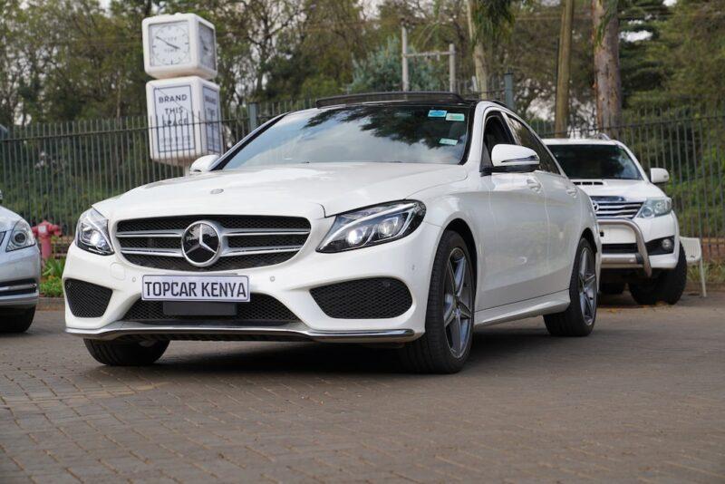 Mercedes C200 Kenya