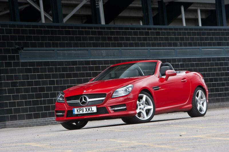 Mercedes SLK Kenya