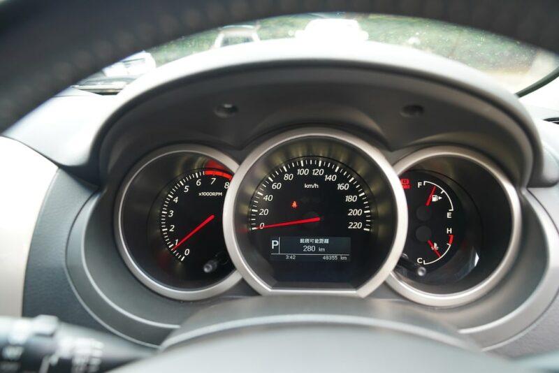 2014 Suzuki Escudo Speedometer gauge