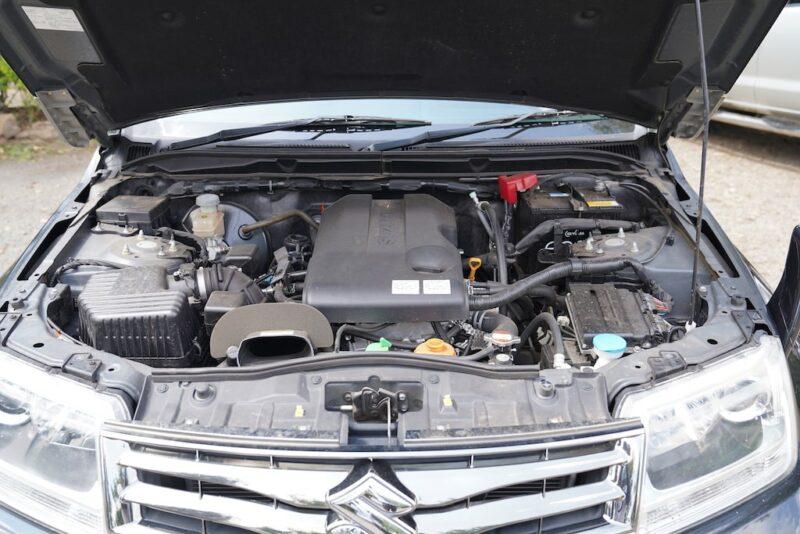 2014 Suzuki Escudo 2.4L engine