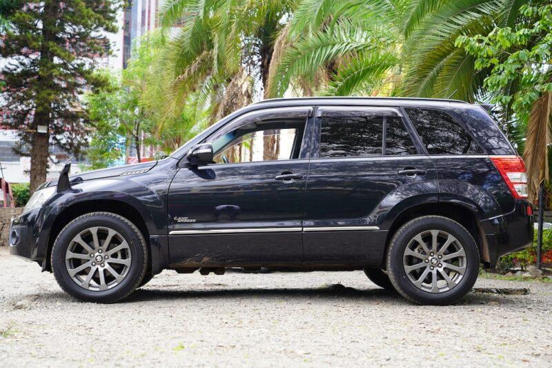 2014 Suzuki Escudo Exterior