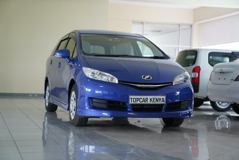 2014 Toyota Wish by TOpcar