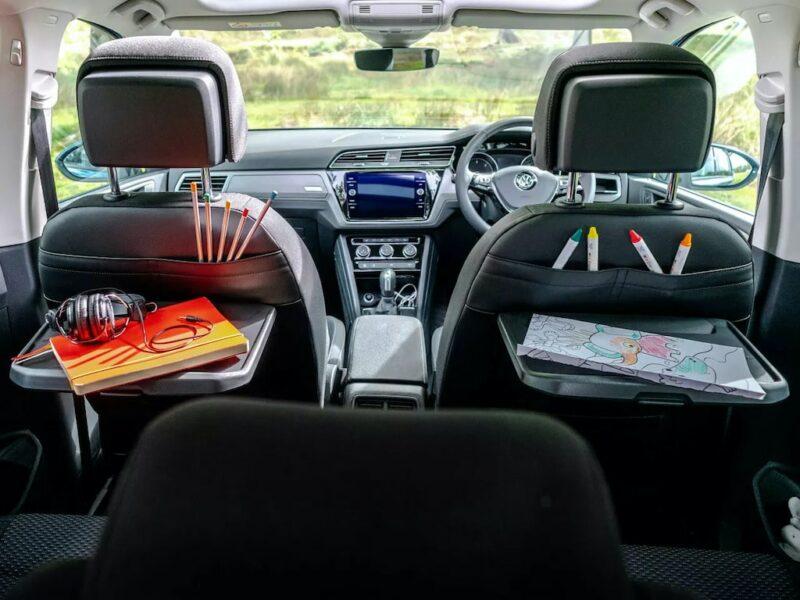 2015 VW TOuran Interior