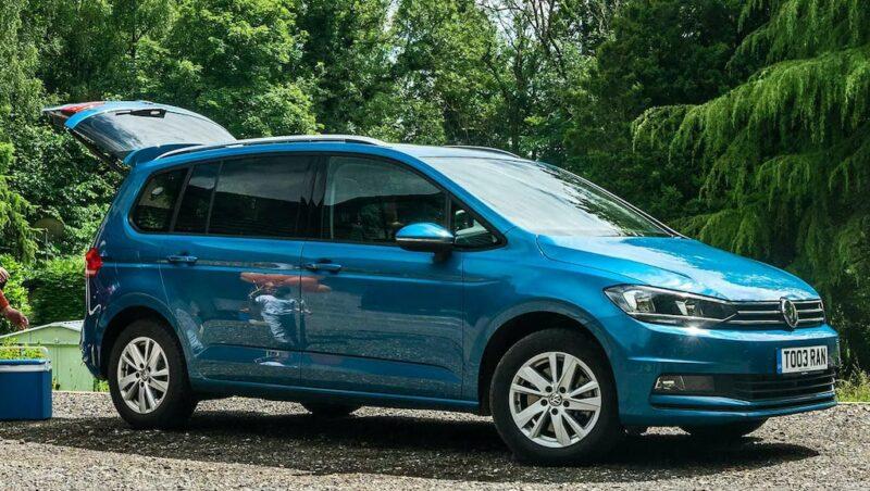 VW Touran Exterior
