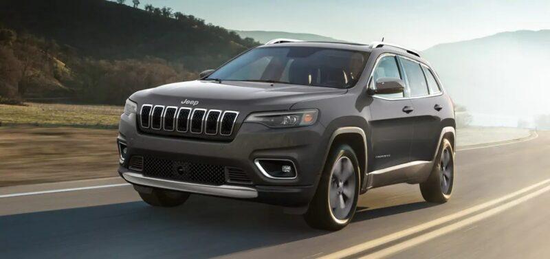 2021 Jeep Cherokee Kenya