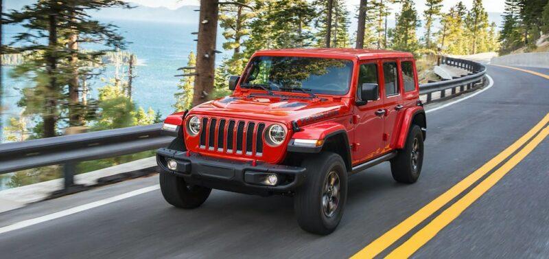 2021 Jeep Wrangler Kenya