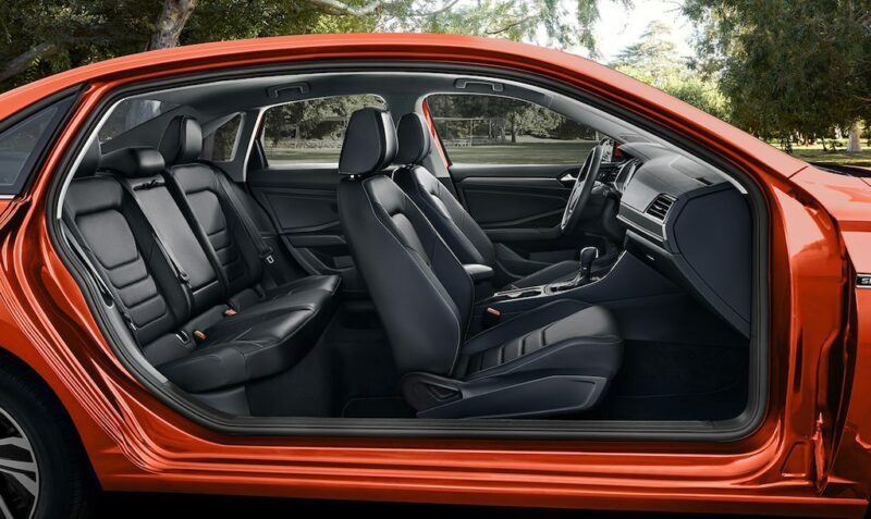 2021 VW Jetta Interior