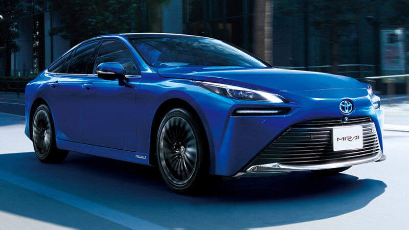 2020 Toyota Mirai Kenya
