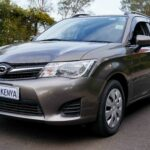 2014 Toyota Fielder Review