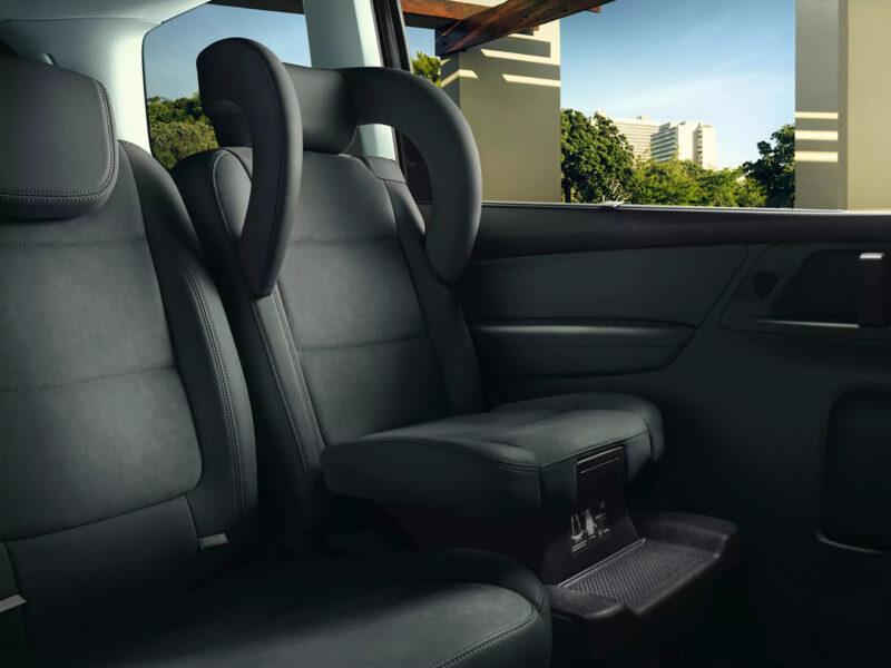 VW Sharan Seats